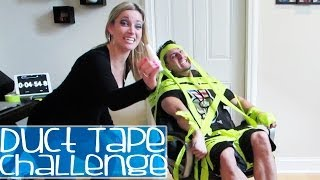 Repeat youtube video DUCT TAPE CHALLENGE PRANK