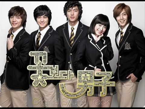 Paradise (Boys Over Flowers OST Main Theme) - T-Max