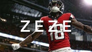 """Calvin Ridley Rookie Mix """"ZEZE"""""""