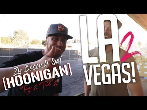 JP Performance – Los Angeles to Vegas | Hoonigan | Tag 2 | Teil 2