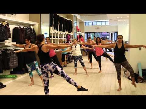 Lifestyle Jules Calvin Klein Ballet Barre Class 11 7 2015