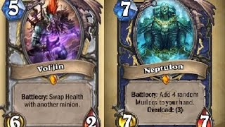 Neptulon RushControl Shaman faces Vol