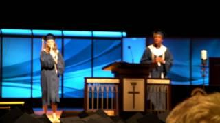 Paige Pca Graduation