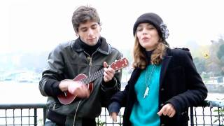 "Emma Daumas - ""Les larmes de crocodiles"" Live @ Allomusic"