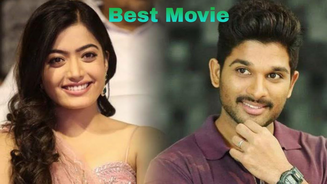 Download Allu Arjun Movie With Rashmika Mandana   New South Indian Hindi Dubbed (2020)