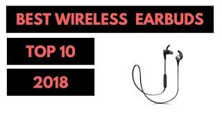 Best Wireless Earbuds 2018 - Top 10