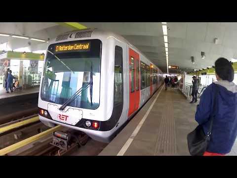 Metro Rotterdam Zuidplein