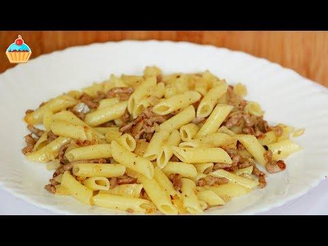 Спагетти с фаршем болоньезе