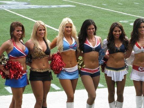 NFL Pro Bowl Cheerleaders 2013