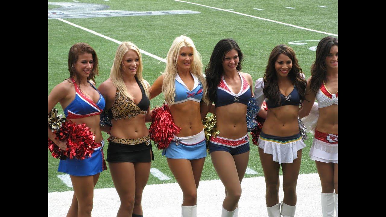 Sexy saturday nfl cheerleaders edition