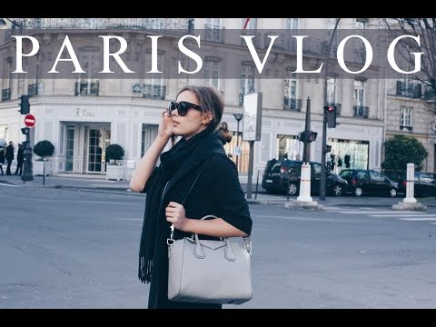 In Paris with Givenchy! | Hello October