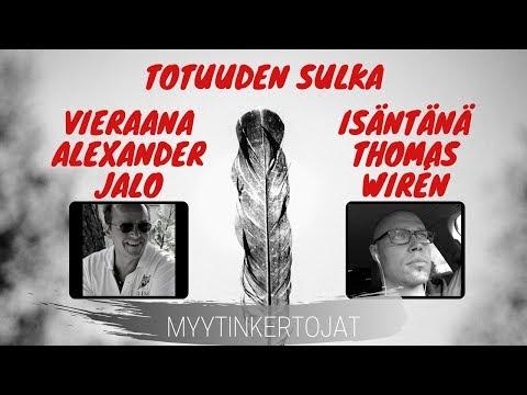 Totuuden Sulka - Vieraana Alexander Jalo