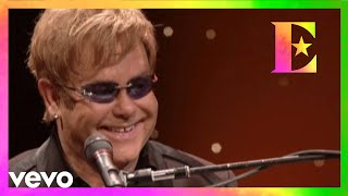 Watch Elton John Hey Ahab video