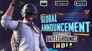 ANNOUNCEMENT हो गई 😍 PUBG MOBILE INDIA LAUNCH | PUBG INDIA TRAILER RELEASE | PUBG INDIA |