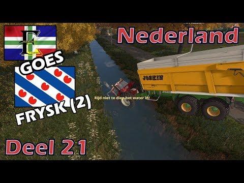 Farming simulator 2017 SEASONS | NEDERLAND | FRYSK DEEL 2 thumbnail