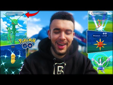 THIS WENT BETTER THAN EXPECTED! (Pokémon GO) thumbnail