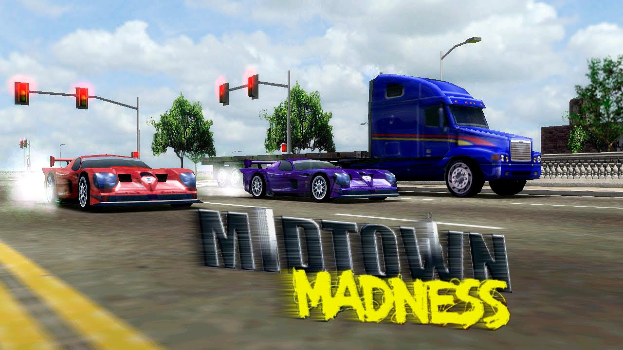 Midtown Madness Soldier Sneaker Professional Panoz Gtr 1