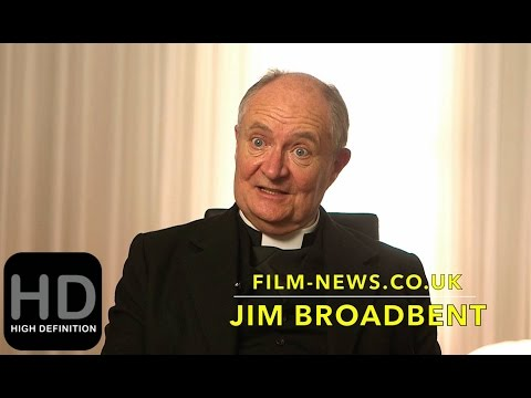 Jim Broadbent I Interview I Film-News.co.uk