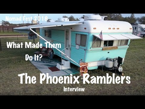 What Made Them Do It? The Phoenix Ramblers Interview Nomad Fest 2018