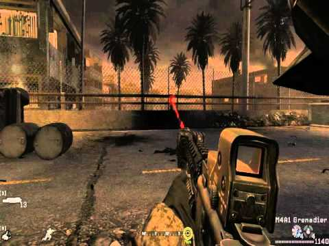 How To Put Cheats In Call Of Duty 4 PC The Easiest Way