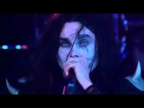 Cradle of Filth - From the Cradle to Enslave - Live in Nottingham 2001  w  lyrics  WikiBit me