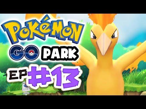 Pokémon Lets Go Pikachu Lets Play - Episode #13 - Pokémon GO Park