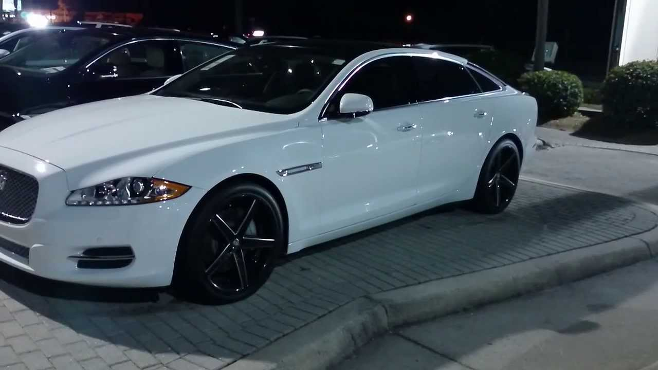 Great 2014 Jaguar XJ 3.0