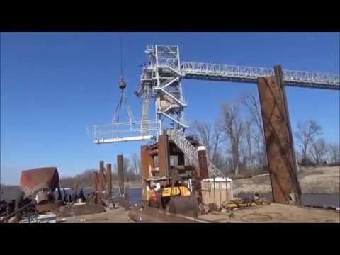 Gangway/Accommodation Ladder Installation
