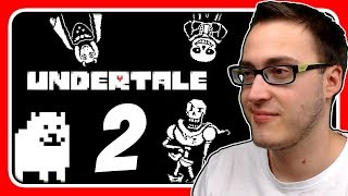 Livestream! Undertale [Nintendo Switch / Blind / German / 100%] (Stream 2)