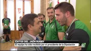 El Jaén Rugby busca apoyos tras la exitosa temporada