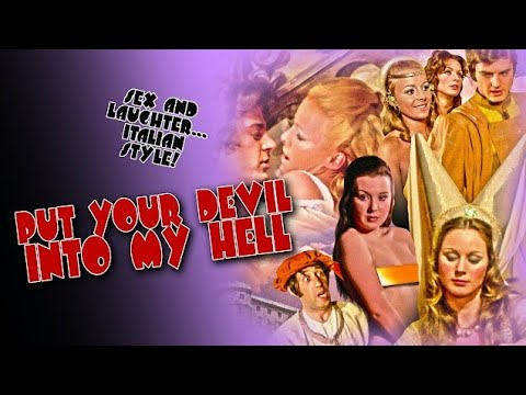 Download PUT YOUR DEVIL INTO MY HELL (1973) FULL MOON FEATURES BLU-RAY SCREENSHOTS