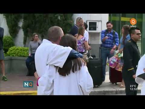 Terremoto: la Embajada Mexicana en Argentina pide donaciones