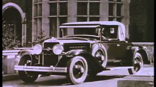 Changing Architecture of the Motor Car - the History