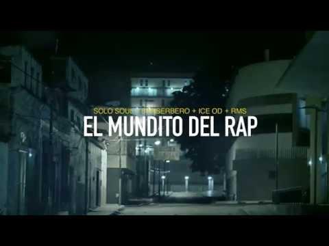 Canserbero Feat. Solo Soul IceOd Mcklopedia - The little world of Rap