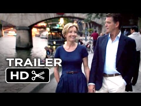 The Love Punch Official Trailer 1 (2014) - Pierce Brosnan, Emma Thompson Movie HD