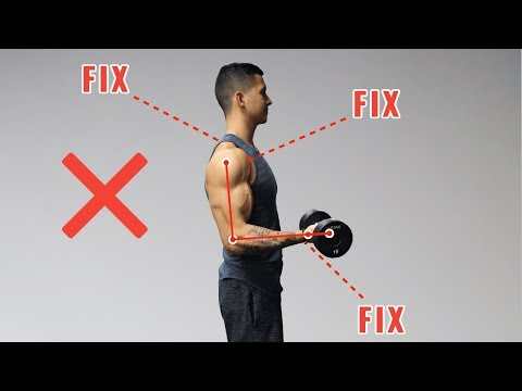 How to Get Bigger Biceps (5 Mistakes You're Probably Making)