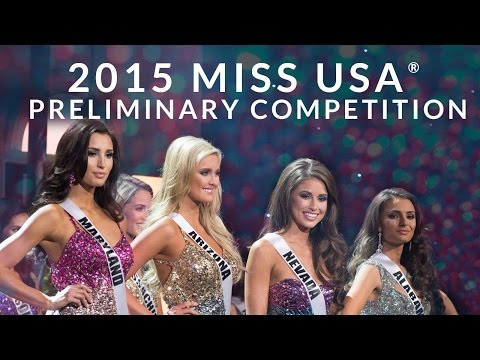 2015 Miss USA Preliminary Competition