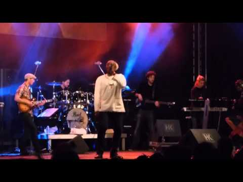 Earl Sixteen live at Sunshine Reggae 2015