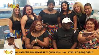 Fuji Icon King Saheed Osupa Landed In the Largest Country in South  America Brazil