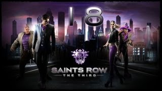 Let's Play Saints Row The Third [Blind/Full HD] #18 - Professor Genki's S.E.R.C.