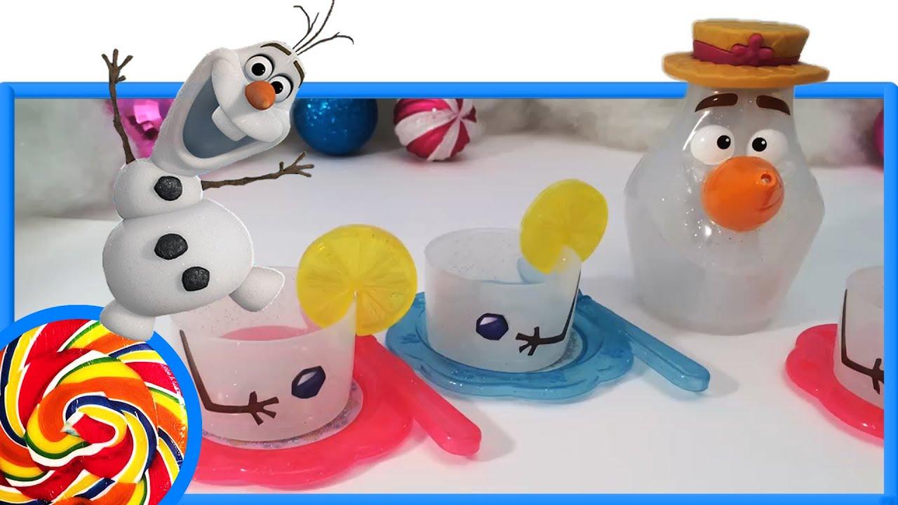 Frozen Olaf s Summer Time Tea Set