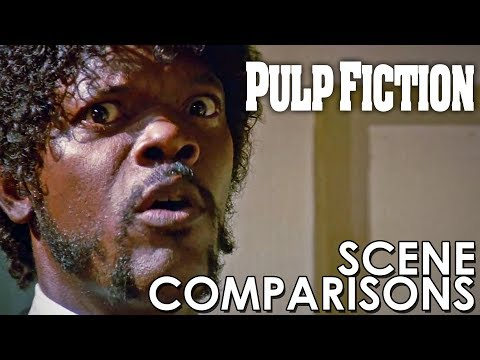 Pulp Fiction (1994) - scene comparisons