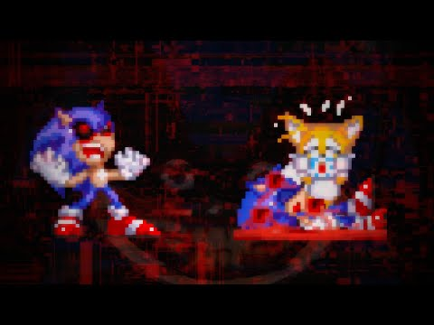 ANOTHER ONE SONIC.EXE GAME: Sonic The Hedgehog 3.exe (Full Gameplay)