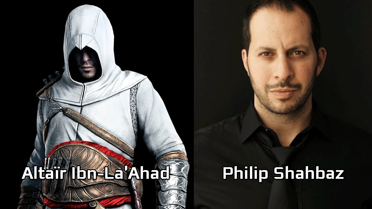 Characters and Voice Actors - Assassin's Creed - YouTube