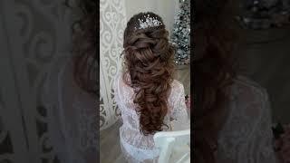 Создам для Вас потрясающий свадебный или вечерний образ! Ольга Теплова