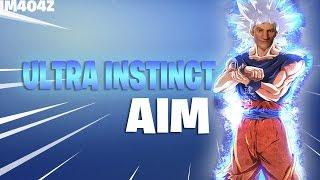 Fortnite Ultra Instinct Aim ~ Fortnite Kerala