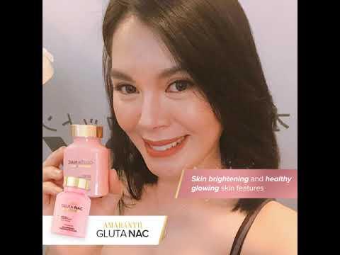 GlutaNac - Skin Lightening, Anti-Aging & Detox