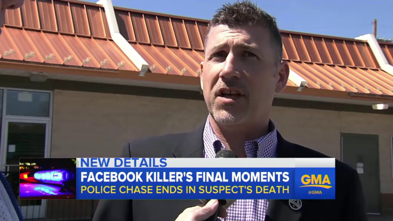 Ex-girlfriend of accused Facebook killer meets with victim's daughters