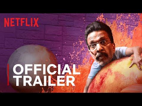 Lava Ka Dhaava |  Official Trailer |  Jaaved Jaaferi |  Netflix India