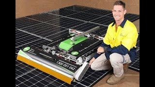 Total Solar Management - Robotic Solar System Cleaning, Operations & Maintenance